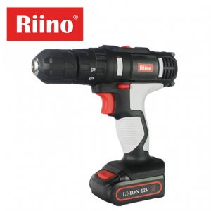 RIINO 3IN1 LI-ION 12V cordless impact drill set
