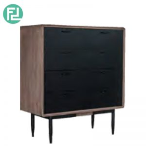 BINDER - TALL SIDEBOARD