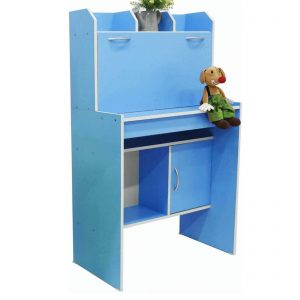 FELICITY kids study desk small-blue