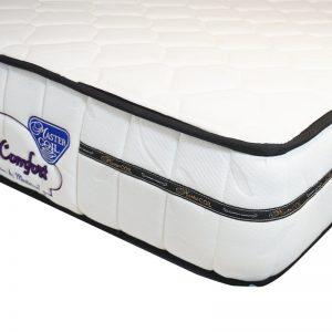 "MASTERCOIL Mycomfort 10"" single size spring mattress"