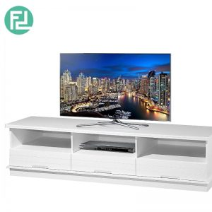 LEX 6Ft TV Console - White