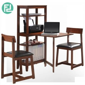 HERRY  2 In 1 Gateleg Dining Set (1+2)