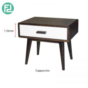 NCWO Bed side Table - Solid Wood