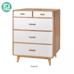 NCWO Chest Of Drawer - Natural White