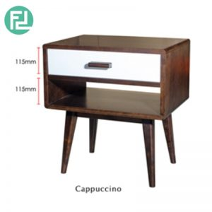 NCWO Night Stand - Solid Wood