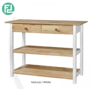 MALABAR  Console Table - Solid Wood