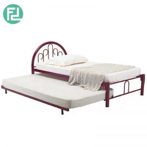 Westside Pull Out Bed - Maroon Colour