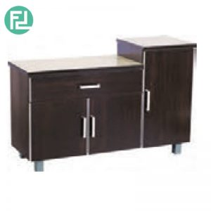 ROSEWOOD gas cabinet - 1 Drawer -3 Door