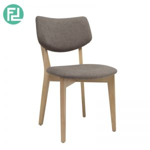 GABBY Dining Chair (Fabric Seat)