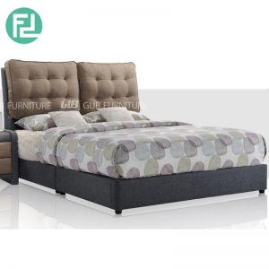 BAZOOKA Bed Set 6'x8' -  Solid Wood