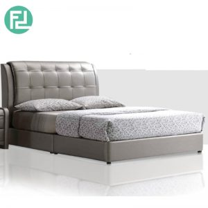 BINNERD Bed Set 6'x10' - Solid Wood and PLASTIC LEG