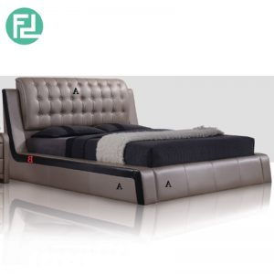 CASLON X Bed Set 6'- Solid Wood