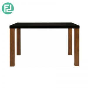 BRENT 1.2M Straight Leg Dining Table