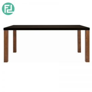 BRENT 1.8M Straight Leg Dining Table