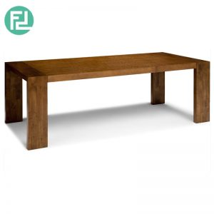 NOSRAL Dining Table In Cocoa Colour