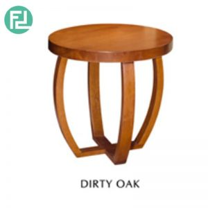 ORKID Lamp Table - Solid Wood