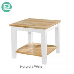 SOLIDWOOD -End Table - Coffee Table - Side Table