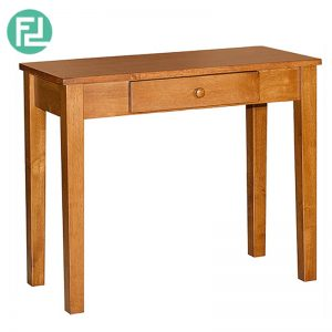EBON Console Table (3ft) - Solid Wood