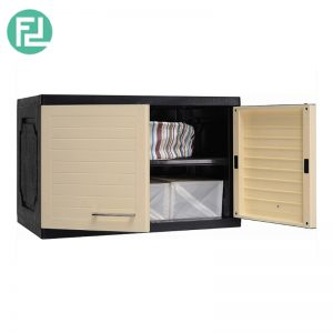 SENTINEL  (L76cm) Add On Cabinet- Beech / Grey