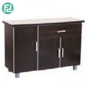 ROSEWOOD kitchen cabinet - 1 Drawer -3 Door