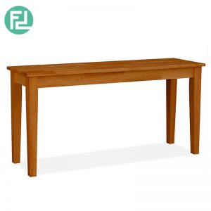 ROLLBAR Console Table (5ft) - Solid Rubber Wood