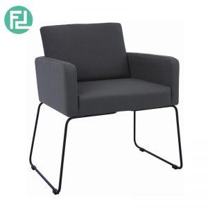 DELMA Dining Chair (Metal Leg)