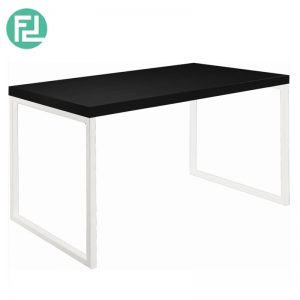 BRENT 1.5M Metal Leg Dining Table
