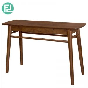ROOD  (120cm) Rubberwood Console Table