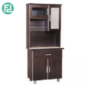 ROSEWOOD kitchen cabinet - L.Cappuccino