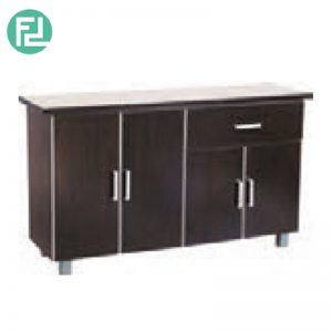 ROSEWOOD kitchen cabinet - 1 Drawer -4 Door