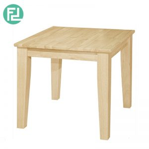 ROLLBAR Side Table (3ft) - Solid Rubber Wood