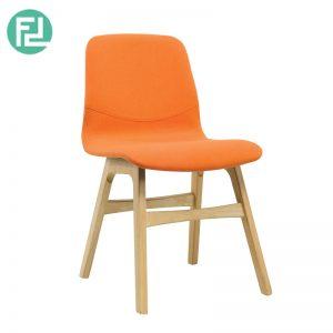 ALYSSA Dining Chair (Wooden Leg)