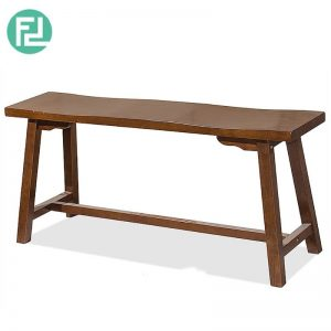 SOLIDWOOD  Long Bench - (NO BACKREST)