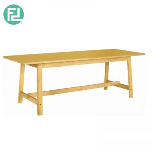 HASEN 2.2M Dining Table