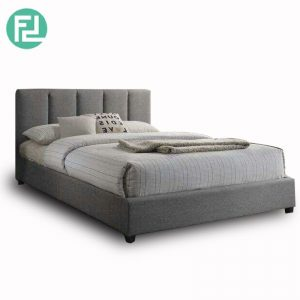 MONADO waterproof queen size bedframe- grey