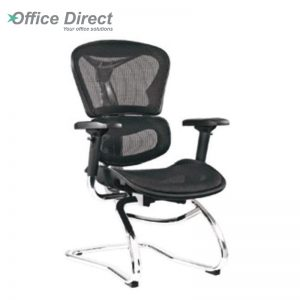 ARVIKA AR-3 visitor office chair with arm-custom colour