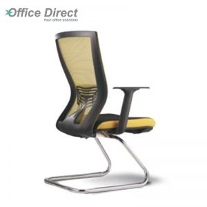 BERVERY BV-3B visitor office chair with arm-custom colour