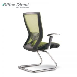 BERVERY BV-3D visitor office chair with arm-custom colour