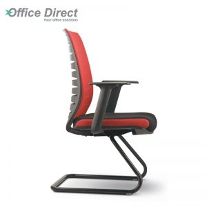 ELGRAND EG-3 visitor office chair with arm-custom colour