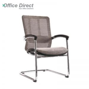 FUTURE FT-3A visitor office chair with arm-custom colour