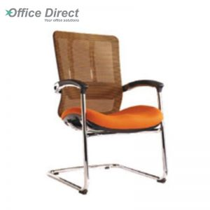 FUTURE FT-3B visitor office chair with arm-custom colour