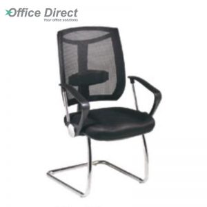 JENKAL JK-3B visitor office chair with arm-custom colour