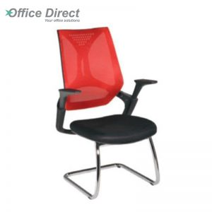 KLIPPAN KP-3 visitor office chair with arm-custom colour