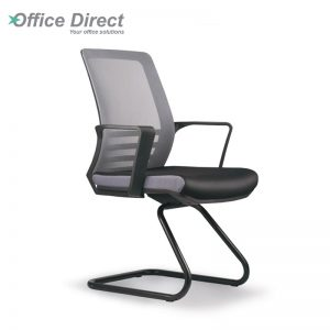 KYRA KR-3 visitor office chair with arm-custom colour
