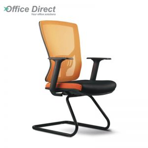 LAGUNA LG-3 visitor office chair with arm-custom colour