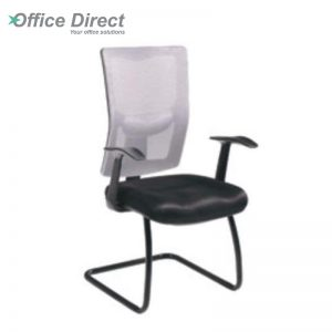 MELBY MB-3A visitor office chair with arm-custom colour