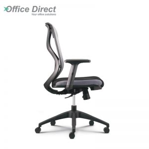 RAINBOW RB-2A low back office chair-custom colour