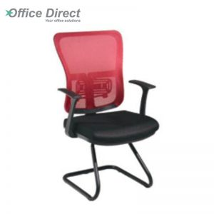SKOGEN SG-3A visitor office chair with arm-custom colour