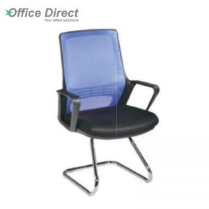STRANDMAN SM-3B visitor office chair with arm-custom colour