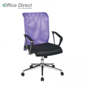 TULLSTA TS-2B low back office chair-custom colour